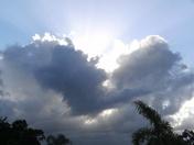 Beautiful heart cloud