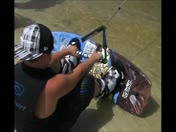 Wakeboarding with MasterCraft SF