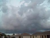 Cloudy 4/7/2009