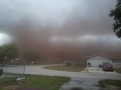This is out west in belle glade