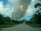 Abacoa fire