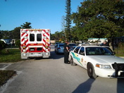 Port St Lucie officer assist MCSO in violent take down