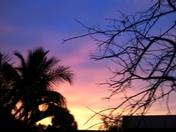 Maybe rain tomorrow ? Sunset Delray Beach.