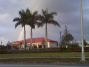 Beautiful rainbow in p.s.l...
