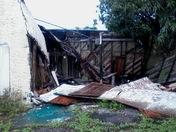 Damage in Delray
