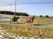 Christmas Parade North Vassalboro Maine