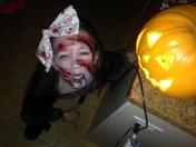 Daughters halloween