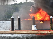 InterCoastal Yacht Fire