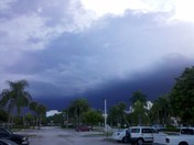 Afternoon Storms
