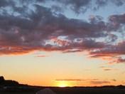 Sunset at PWM