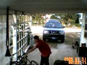 Bike Thief Caught on tape 2-18-11