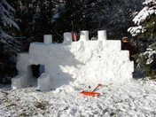 Awesome Snow Fort