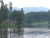 Stockade Lake in the Black Hills