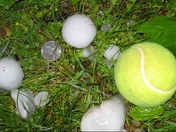 Hail Storm Monte NE AR