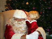 Santa I have a secret....