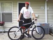 "Treasure Coast Guardian Angels Bike Unit Commander,Mark ""LifeGuard"" Pete"