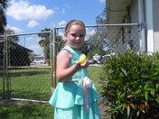 Easter 2013 Micco, FL Tiernee