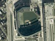 Oriole Park Satellite Image