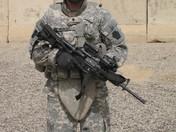 SSG Weaver in Iraq