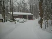 Snow in Carlisle, PA