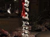 Holiday Lights & Christmas Snow