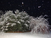 Snowing in Quarryville