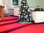 Lumc Christmas tree