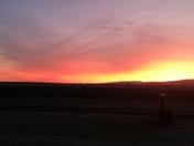 Poole Forge Sunrise