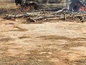 Car in greenville off old mchanley road set fire
