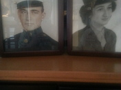Mom' s picture (with dad )