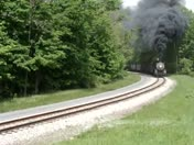 Steam train photo tour