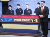 Manheim Township takes the win scoring 440 points in Round 2 of Westfield Insura