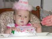 Carlyn Seier's 1st birthday!
