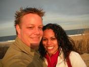 Us at Rehobeth Beach