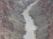 Rio Grande from Gorge Bridge