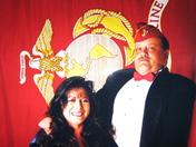 Marine Corps Birthday 2007. Mr. & Mrs P.