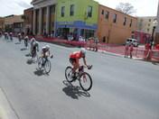 Women's Pro Race in Silver City