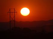 Sunset in Eldorado