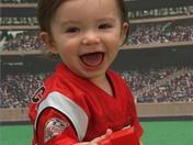 Noah Amadeo Apodaca 1st birthday 3/29 My Little Lobo!!!