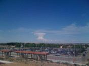 Mushroom Cloud Over NM