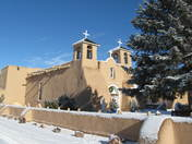 Christmas in Ranchos de Taos
