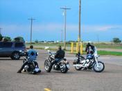 bikers in texas