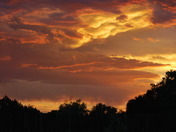 Santa Fe Sunset 1 Aug 09.jpg