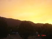 Pinos Altos, NM Sunset