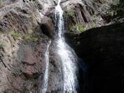 Waterfall at Soledad Canyon 9/20/09