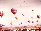Balloon Fiesta 1979 - Mass Ascension