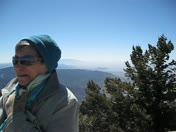 Chilly Temps On Sandia Crest