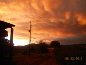 Smoky Sunset near Silver City.JPG
