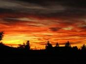 October Sunday Sunrise from Roswell