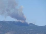 San Mateo fire